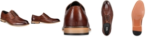 Bar III Men's Parker Leather Cap-Toe Brogues Created for Macy's