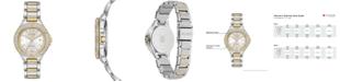 Citizen Eco-Drive Women's Two-Tone Stainless Steel Bracelet Watch 31mm