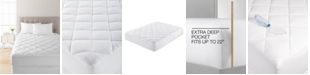 Martha Stewart Collection Dream Science Waterproof Twin Mattress Pad by Martha Stewart Collection, Created for Macy's