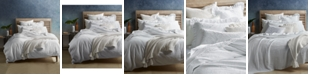 Lucky Brand CLOSEOUT! Ventura Waffle Cotton 3-Pc. King Duvet Cover Set, Created for Macy's