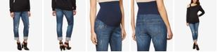 Motherhood Maternity Cropped Jeans