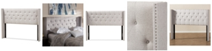 Furniture Julina King Headboard
