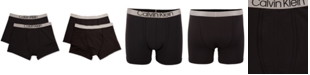 Calvin Klein 2-Pk. Boxer Briefs, Toddler Boys, Little Boys & Big Boys