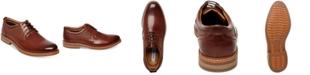 Steve Madden Men's Oakes Plain-Toe Oxfords