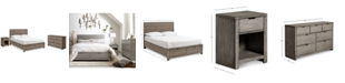 Furniture Tribeca Storage Bedroom Furniture, 3-Pc. Set (King Bed, Dresser & Nightstand), Created for Macy's