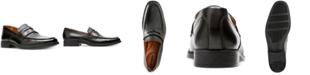 Clarks Men's Tilden Way Leather Penny Loafers
