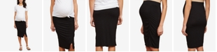 Motherhood Maternity Pencil Skirt
