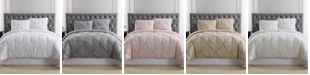 Truly Soft Pleated Twin Duvet Set