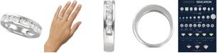 Macy's Star Signature Diamond Band (1-1/5 ct. t.w.) in 14k White Gold
