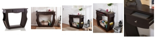 Furniture of America Kylie Modern Console Table