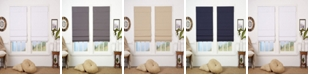 The Cordless Collection Insulating Cordless Roman Shade, 28x72