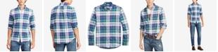 Polo Ralph Lauren Men's Classic Fit Plaid Oxford Shirt