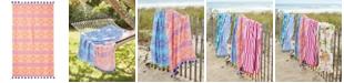 John Robshaw Ramya 100% Cotton Beach Towel