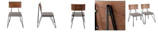 Lumisource Loft Chair Set of 2
