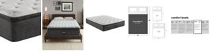 """Beautyrest BRS900-TSS 14.75"""" Plush Pillow Top Mattress - Queen, Created For Macy's"""