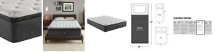 """Beautyrest BRS900-TSS 14.75"""" Plush Pillow Top Mattress - Twin, Created For Macy's"""