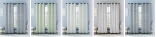 """United Curtain Co Inc Mystique 76"""" X 84"""" Panel Pair"""