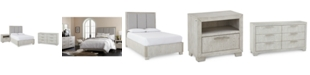 Furniture CLOSEOUT! Camilla Bedroom Furniture, 3-Pc. Set (King Bed, Nightstand & Dresser), Created for Macy's