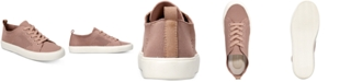 Marc Fisher Sashya Lace-Up Knit Sneakers