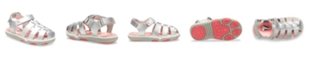 Hush Puppies Infant & Toddler Girls Sandy Sandal