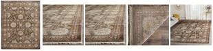 Safavieh Vintage Persian Brown and Multi 8' x 10' Area Rug