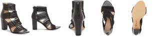 INC International Concepts I.N.C. Karenna Woven Stretch Sandal, Created for Macy's
