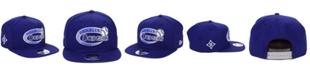 New Era Brooklyn Dodgers Swoop 9FIFTY Snapback Cap