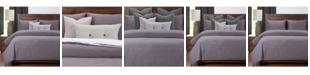 Revolution Plus Everlast Plum Stain Resistant 6 Piece Full Size Luxury Duvet Set