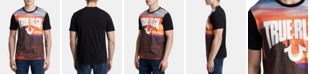True Religion Men's Arizona Logo T-Shirt