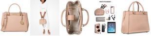 Michael Kors Gibson Leather Satchel