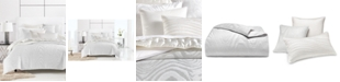 Hotel Collection CLOSEOUT! Moire Full/Queen Duvet Cover, Created for Macy's