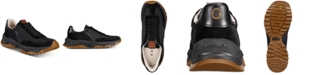 COACH Men's Paneled Runner Sneakers