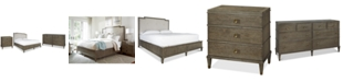 Furniture Playlist Bedroom Furniture 3-Pc Set (King Bed, Nightstand & Dresser)