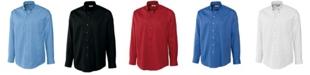 Cutter & Buck Men's Big & Tall Long Sleeves Epic Easy Care Nailshead Shirt