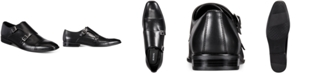 Alfani Men's Ian Double Monk Strap Loafers, Created for Macy's