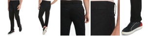 Tommy Hilfiger Men's Custom-Fit Tailored Stretch Chino Pants, Created for Macy's