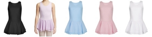 Capezio Big Girls Double Layer Skirt Tank Dress