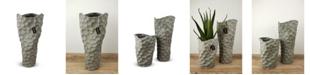 "Le Present Honeycomb Ceramic Vase 21"""