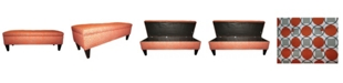 Sole Designs Brooke Tufted Storage Bench