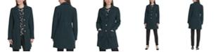DKNY Three-Button Topper Jacket