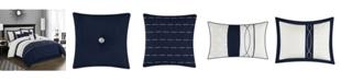 Nanshing Penley 7-Piece Queen Comforter Set