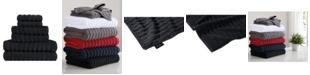 Sean John Zero Twist Cotton 6-Pc. Towel Set