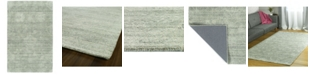 Kaleen Palladian PDN01-77 Silver 4 'x 6' Area Rug