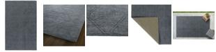 Kaleen Minkah MKH04-83 Steel 5' x 7' Area Rug