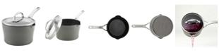 Anolon Allure Hard-Anodized Nonstick 3.5-Qt. Straining Saucepan