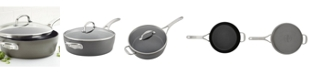 Anolon Allure Hard-Anodized Nonstick 5-Qt. Saute with Helper Handle