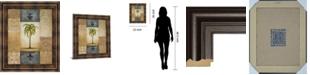 "Classy Art Fantasy Palm II by Michael Marcon Framed Print Wall Art, 22"" x 26"""