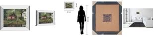 "Classy Art Simpler Times by Kim Norlien Mirror Framed Print Wall Art, 22"" x 26"""
