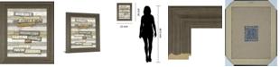 "Classy Art New Ending by Marla Rae Framed Print Wall Art, 22"" x 26"""