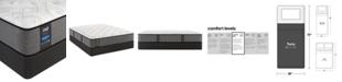 "Sealy Premium Posturepedic Opportune 12.5"" Cushion Firm Mattress Set- Twin"